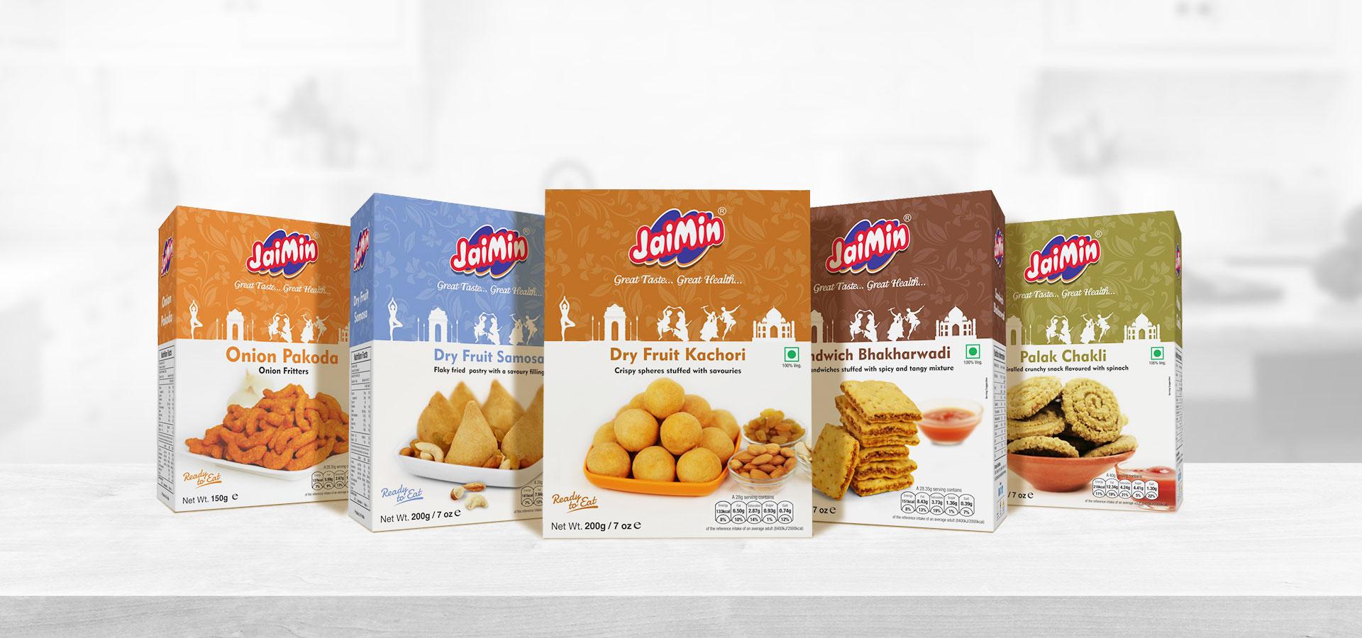 Jaimin Foods