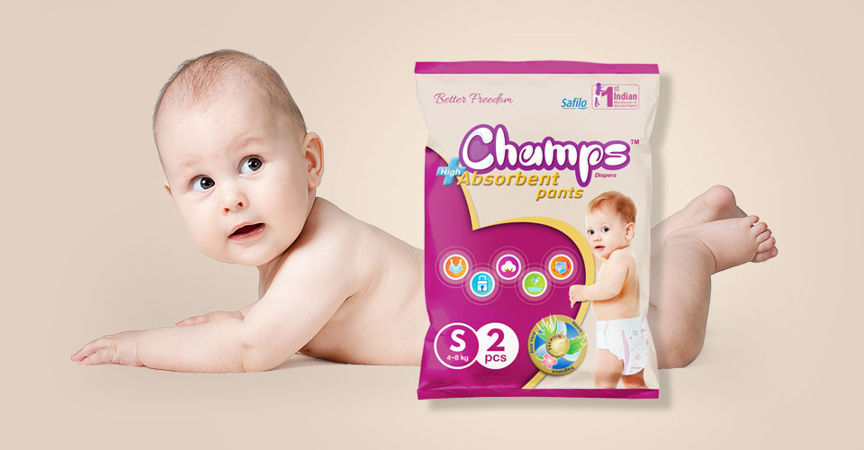 Champs Diapers