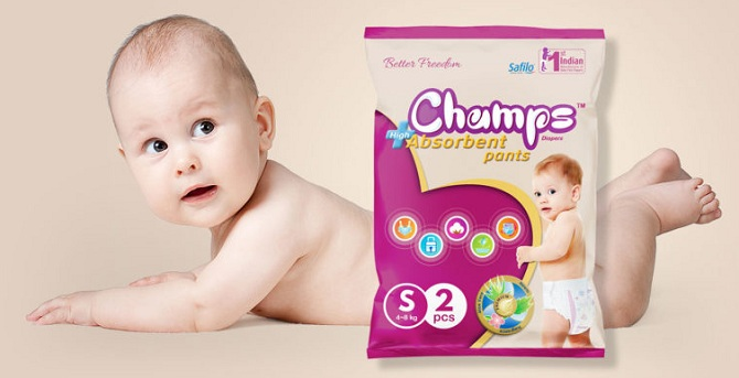 Champs - Diseño de packaging en Aayam