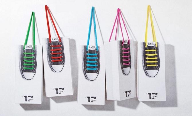 Goertz 17 Shoelace Box Packaging