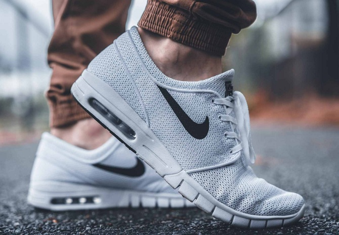 Nike Shooes Branding y Publicidad