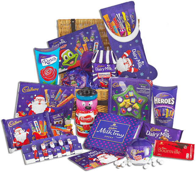 cadbury packaging design